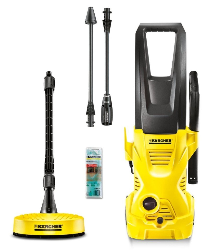 Karcher K2 Home pressure washer