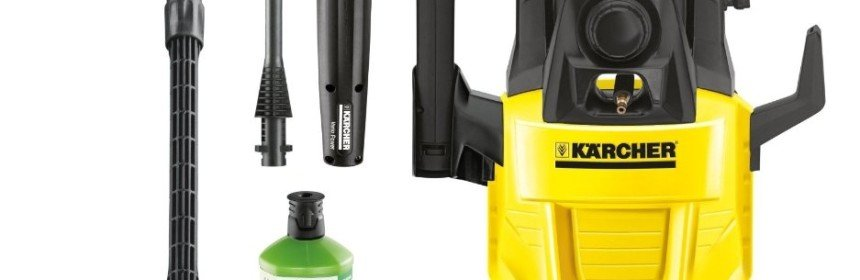 Karcher K4 Premium Home pressure washer