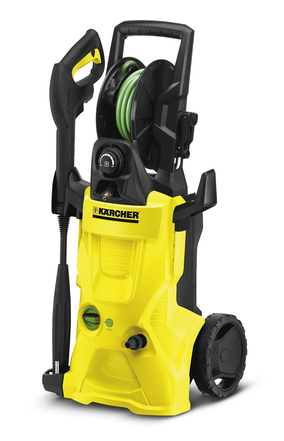 Karcher K4 Review Premium Eco Home Pressure Washer