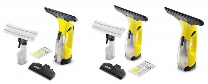 Karcher window vac range