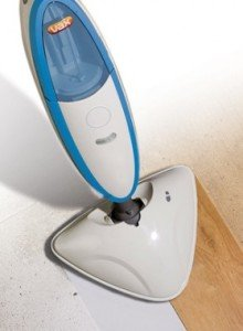Vax S2 Steam Mop in use