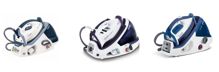 Tefal steam generator irons