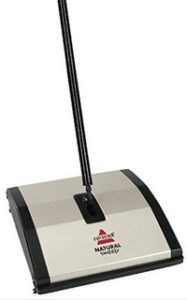 bissell natural sweep carpet sweeper