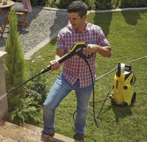 Choosing the right jet washer