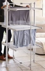 Lakeland Dry-Soon Electric 3 Tier Heated Indoor Clothes Airer