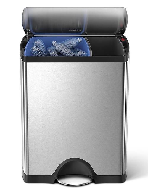 simplehuman Rectangular Recycler