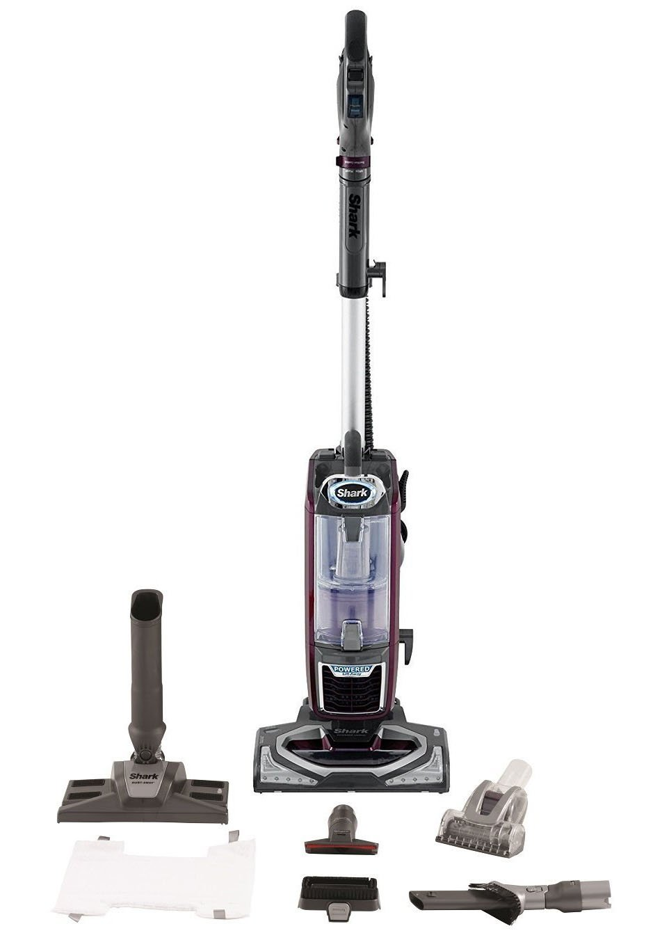 Shark NV680UKT Powered Lift-Away True Pet Vacuum Cleaner