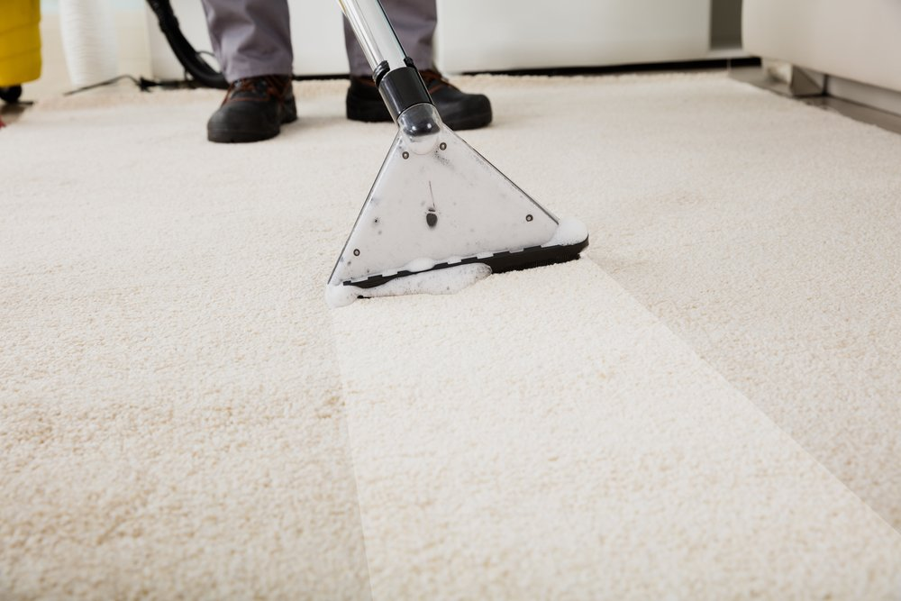 The best way to clean carpets