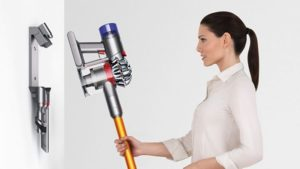 Dyson V8 Absolute docking station