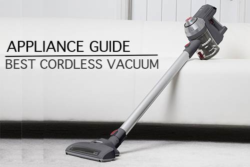 Choosing a good cordless vacuum cleaner