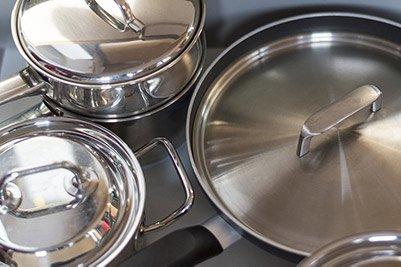 Kitchen pan drawer organisation_Small
