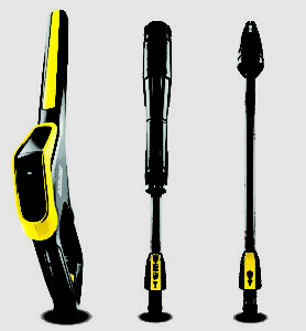 Karcher G145Q and Vario Power lance