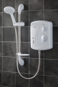 Choosing the best electric shower
