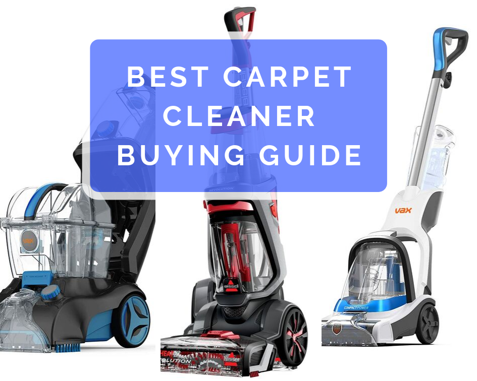 Best Carpet Cleaner. Complete buying guide.