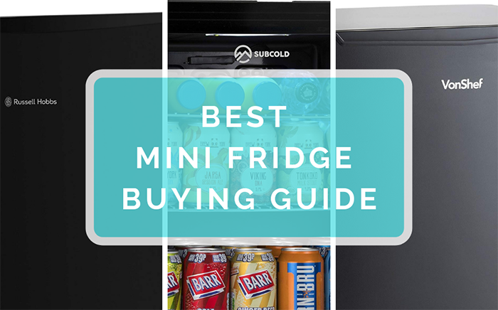 Best mini fridge buying guide
