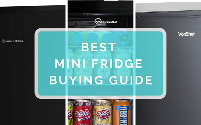 Best mini fridge buying guide