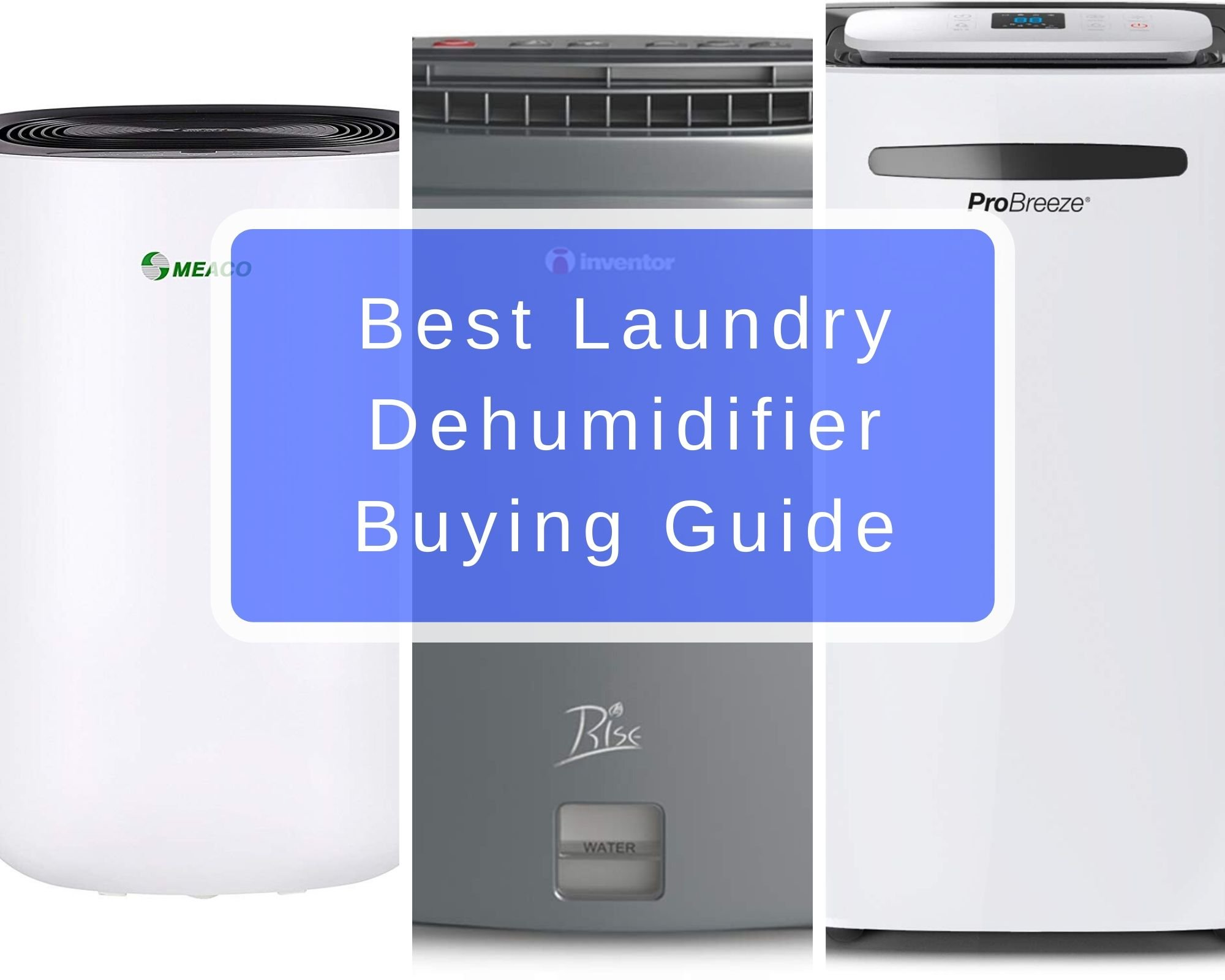 Best Dehumidifiers For Drying Clothes: 2020 UK Top Laundry