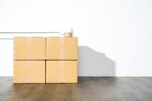 Four Boxes Decluttering Method