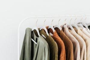 Coat Hangers For Decluttering